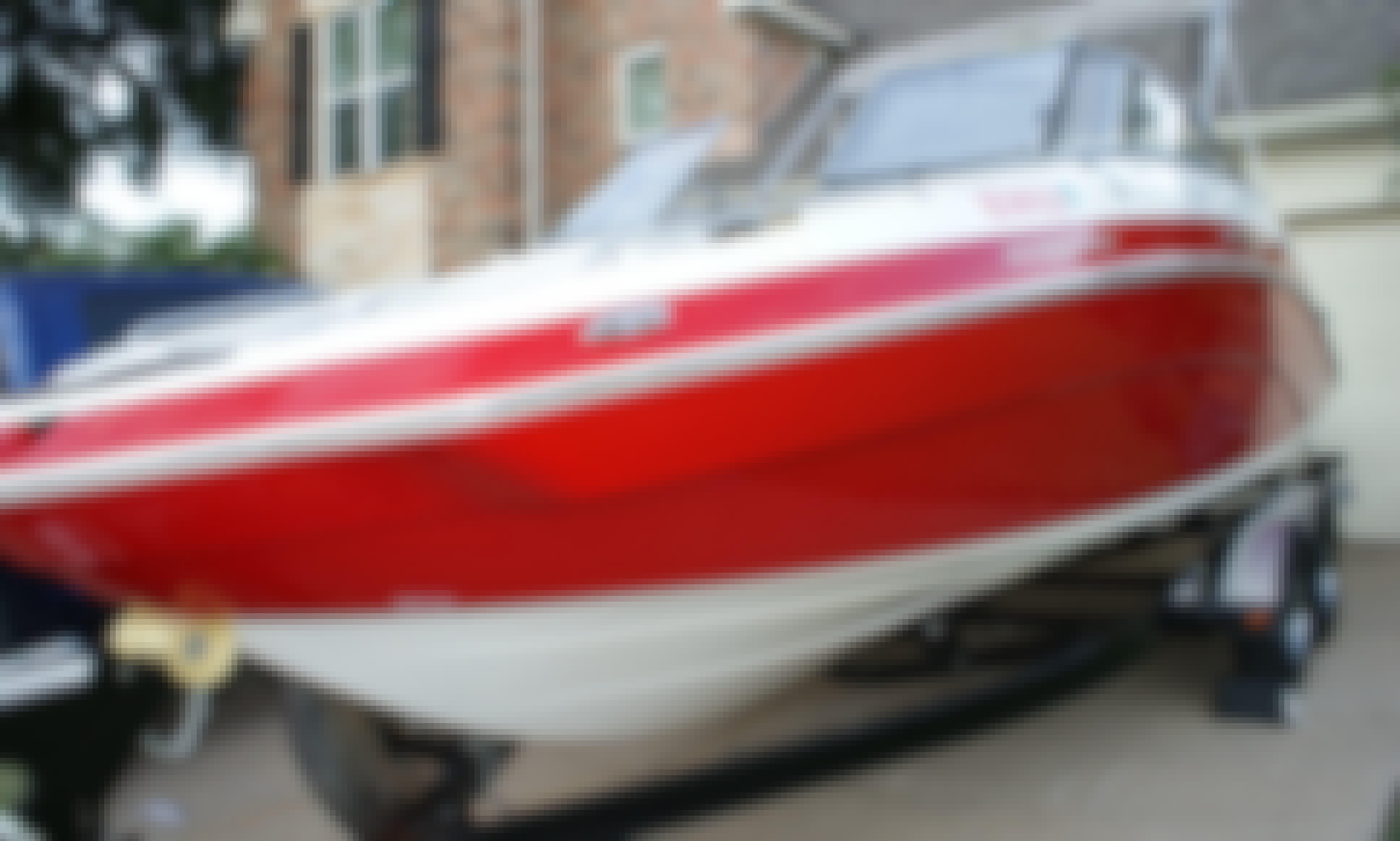 Yamaha sx 240 Bowrider Rental in Rockwall, Texas