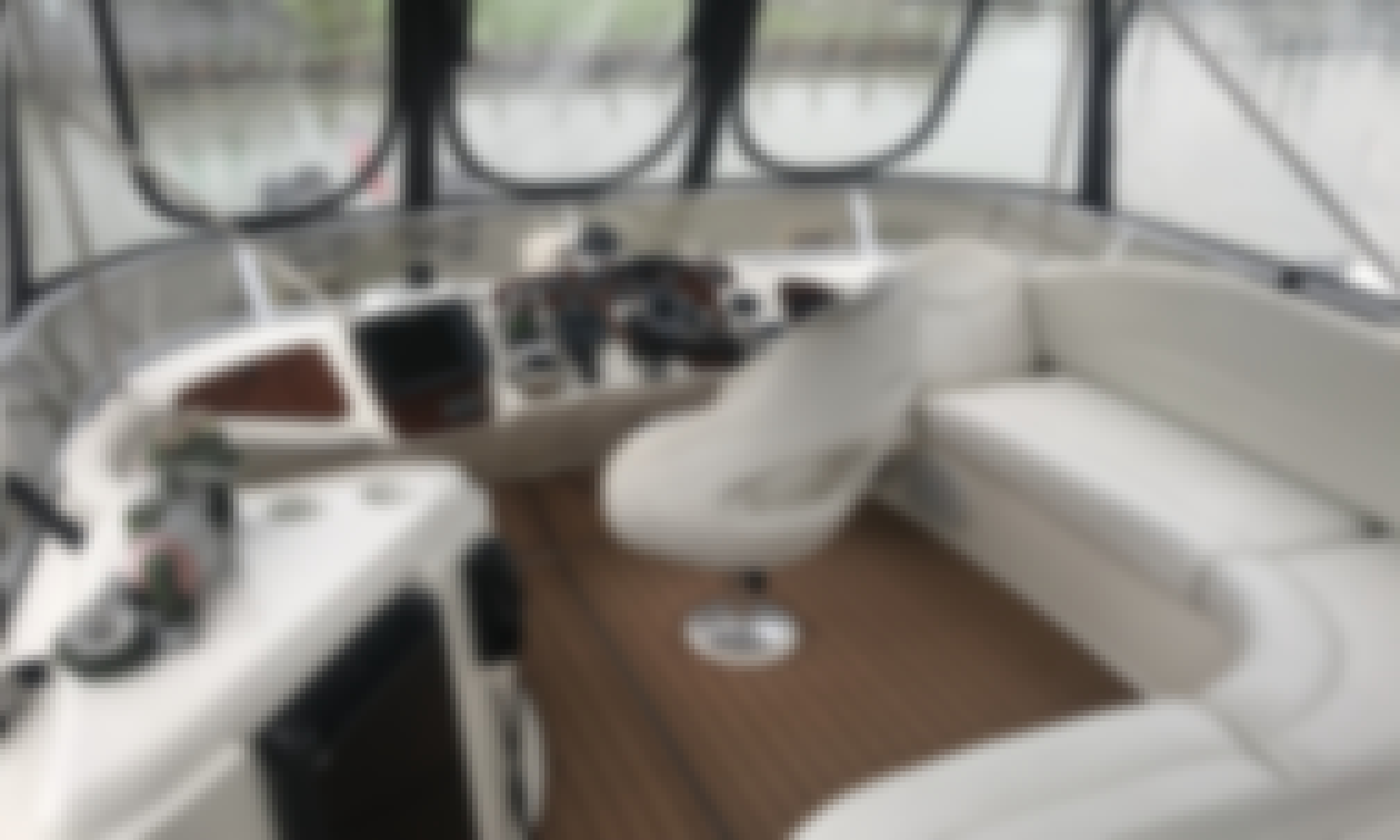 Chartered 459 Motor Yacht Rental Package in Great South Bay for Day And Sunset Trips