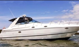 Book a great day on the water on this 43' Motor Yacht!