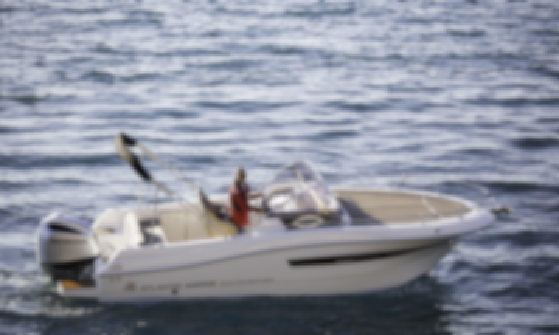 23' Atlantic Marine Sun Cruiser Boat Tours - Explore Dubrovnik and surrounding onboard