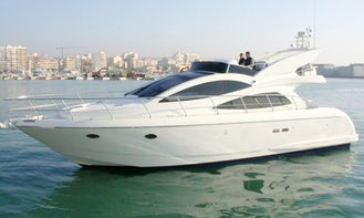 Most Beautiful 45ft Yacht in Abu Dhabi for rent