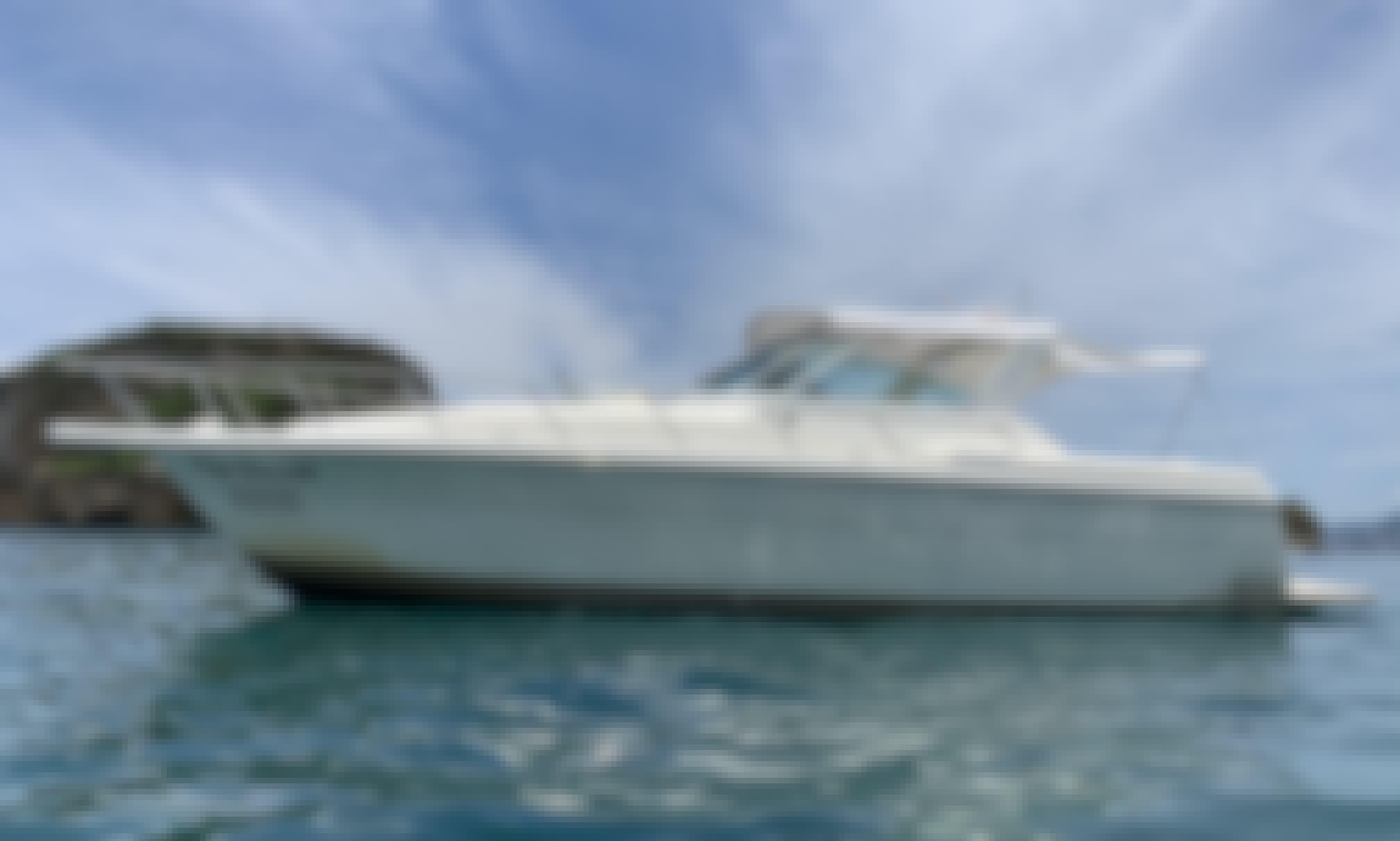 """Pipe Dream"" Affordable & Beatiful Yacht. 42 Tiara"