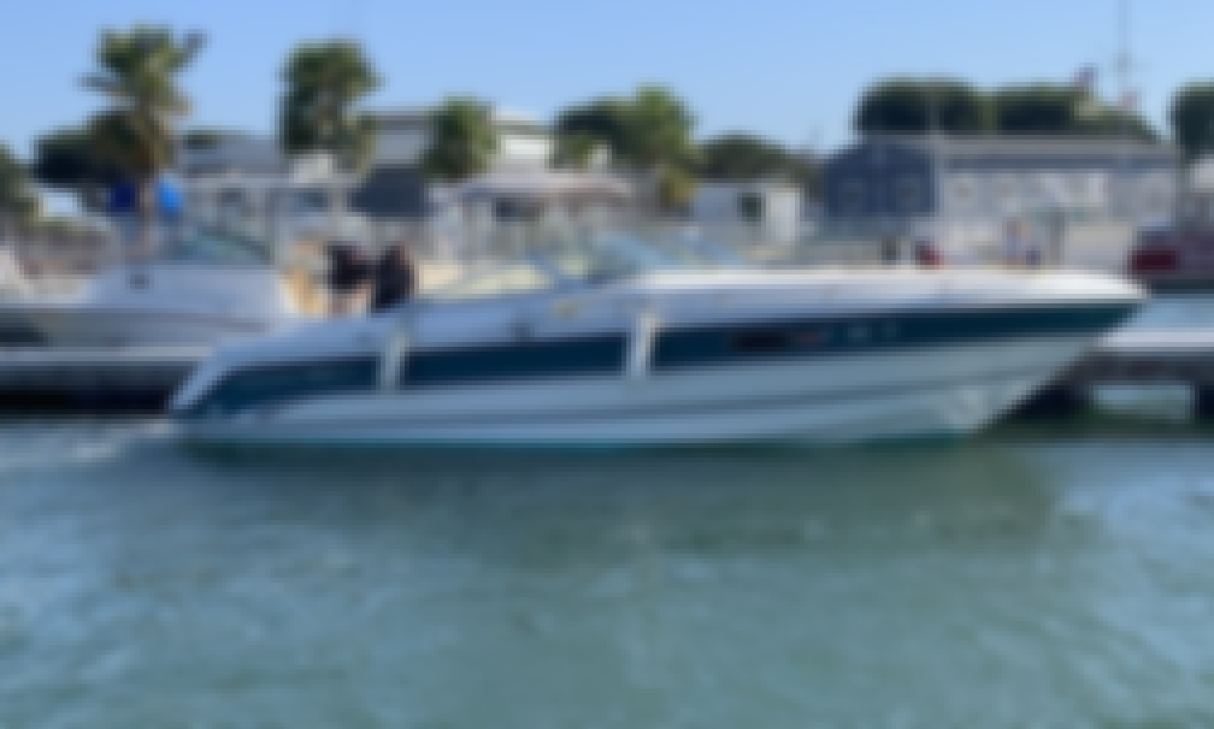 $𝟏𝟕𝟓 🅿🅴🆁 🅷🅾🆄🆁 MIN 3 HRS Chaparral 2550SX Motor Yacht Rental in Newport Beach California