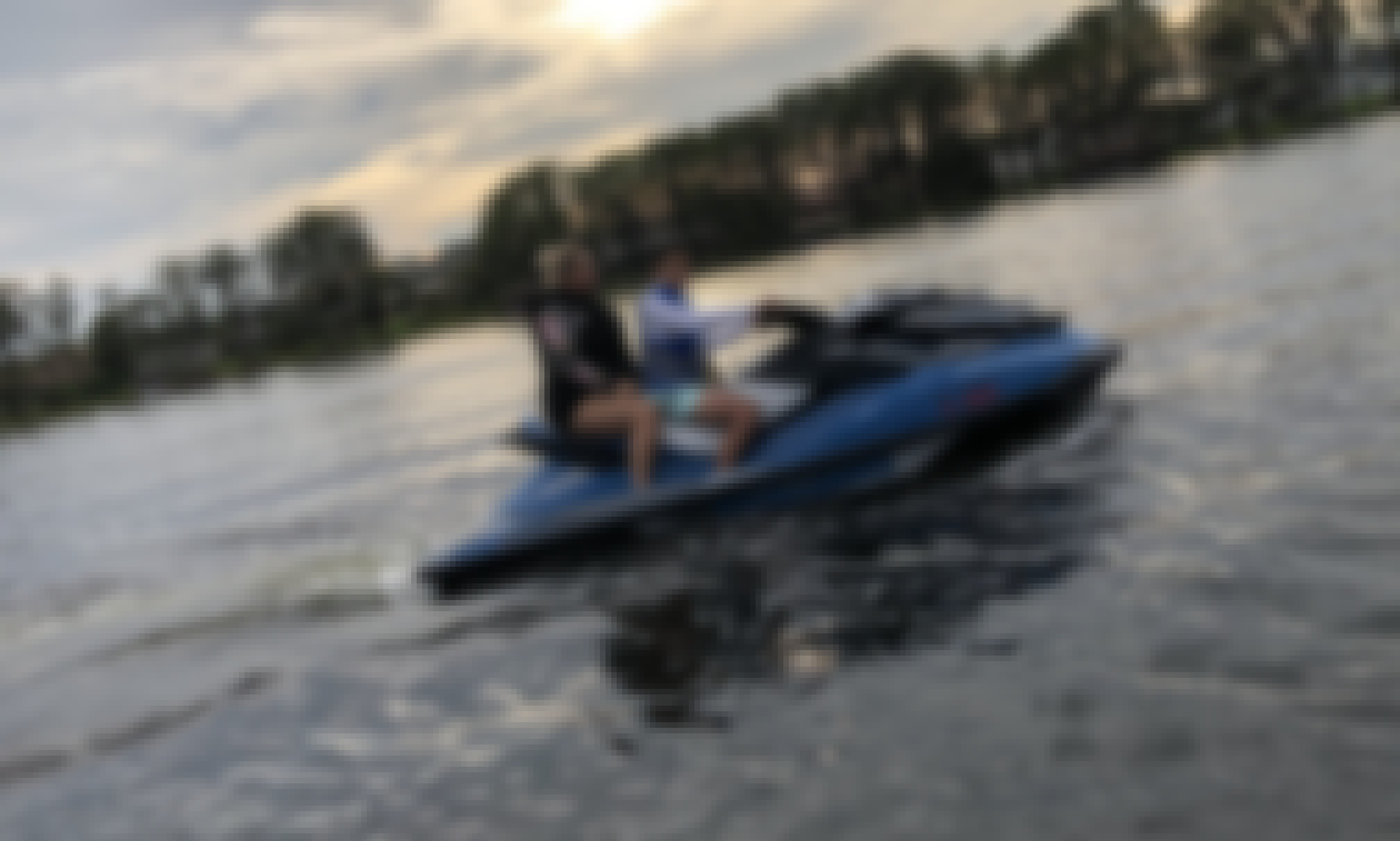 Rent a  Sea Doo GTI SE 155 in Orlando Florida, Come and Enjoy the Orlando to the Fullest !