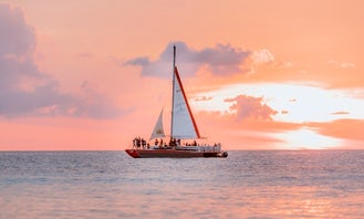 Octopus Catamaran Happy Hour Sunset Sail - Palm Beach Aruba