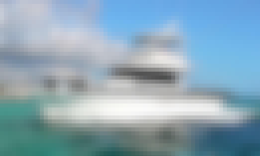Fishing Charter on 39' Mediterranean Fishing Boat in Punta Cana, La Altagracia