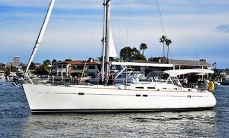 Beautiful Luxurious 47' Beneteau Newport Beach
