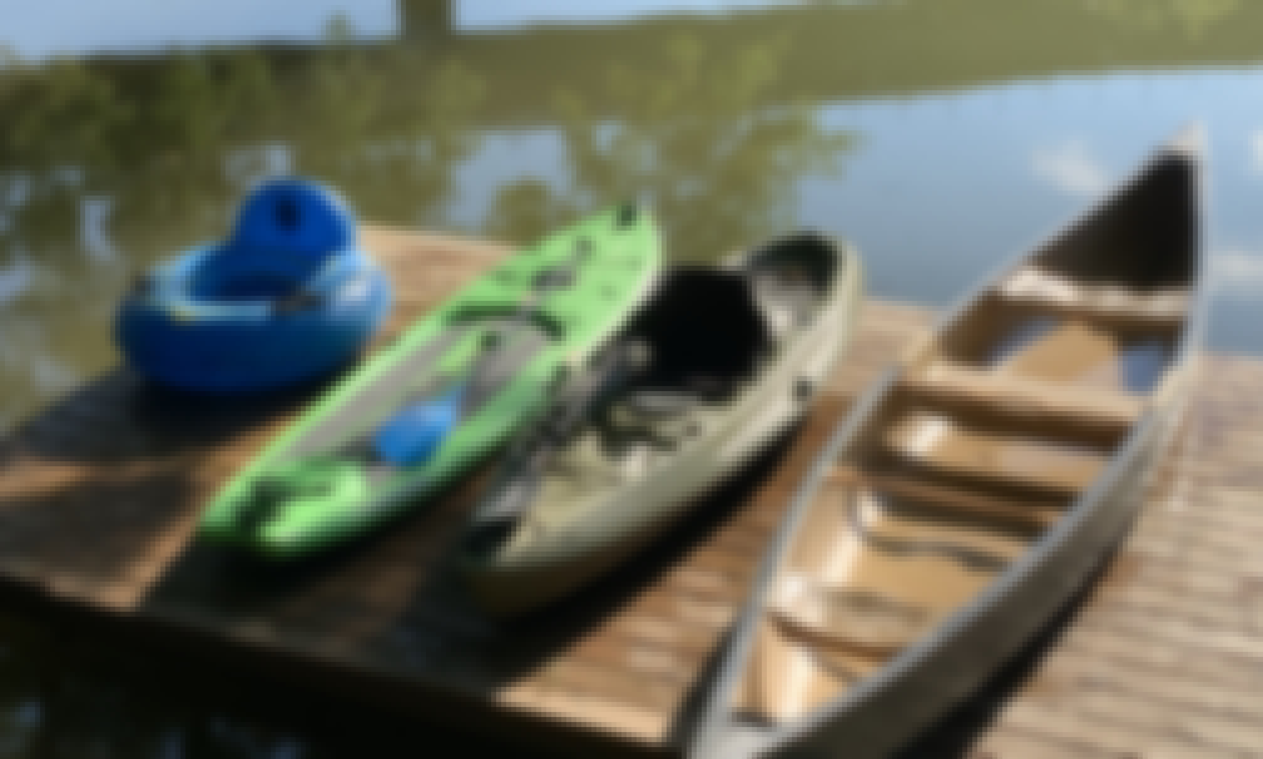Rent a Stand Up Paddleboard in Dickerson, Maryland