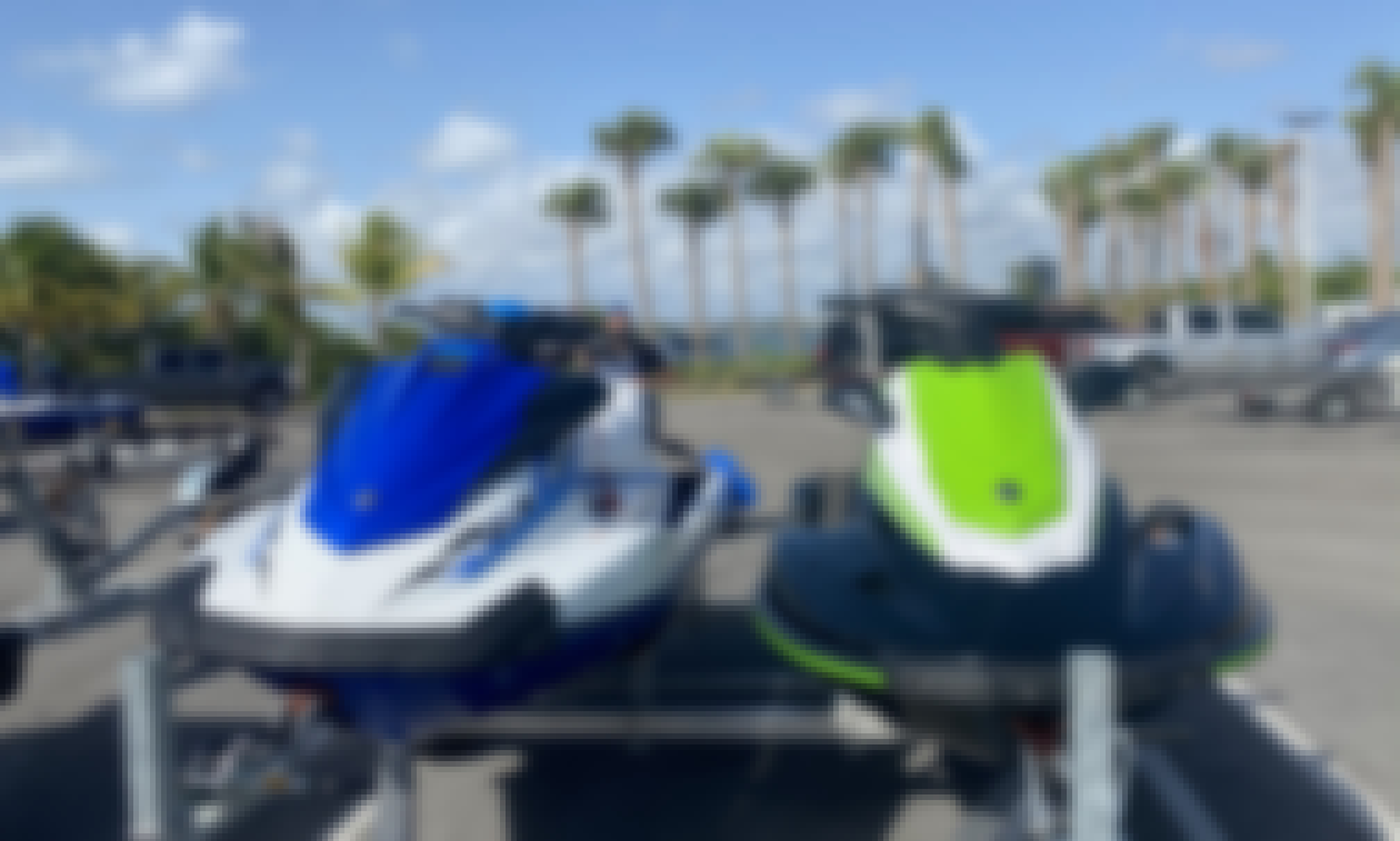 Brandnew Yamaha Waverunner in Miami Beach