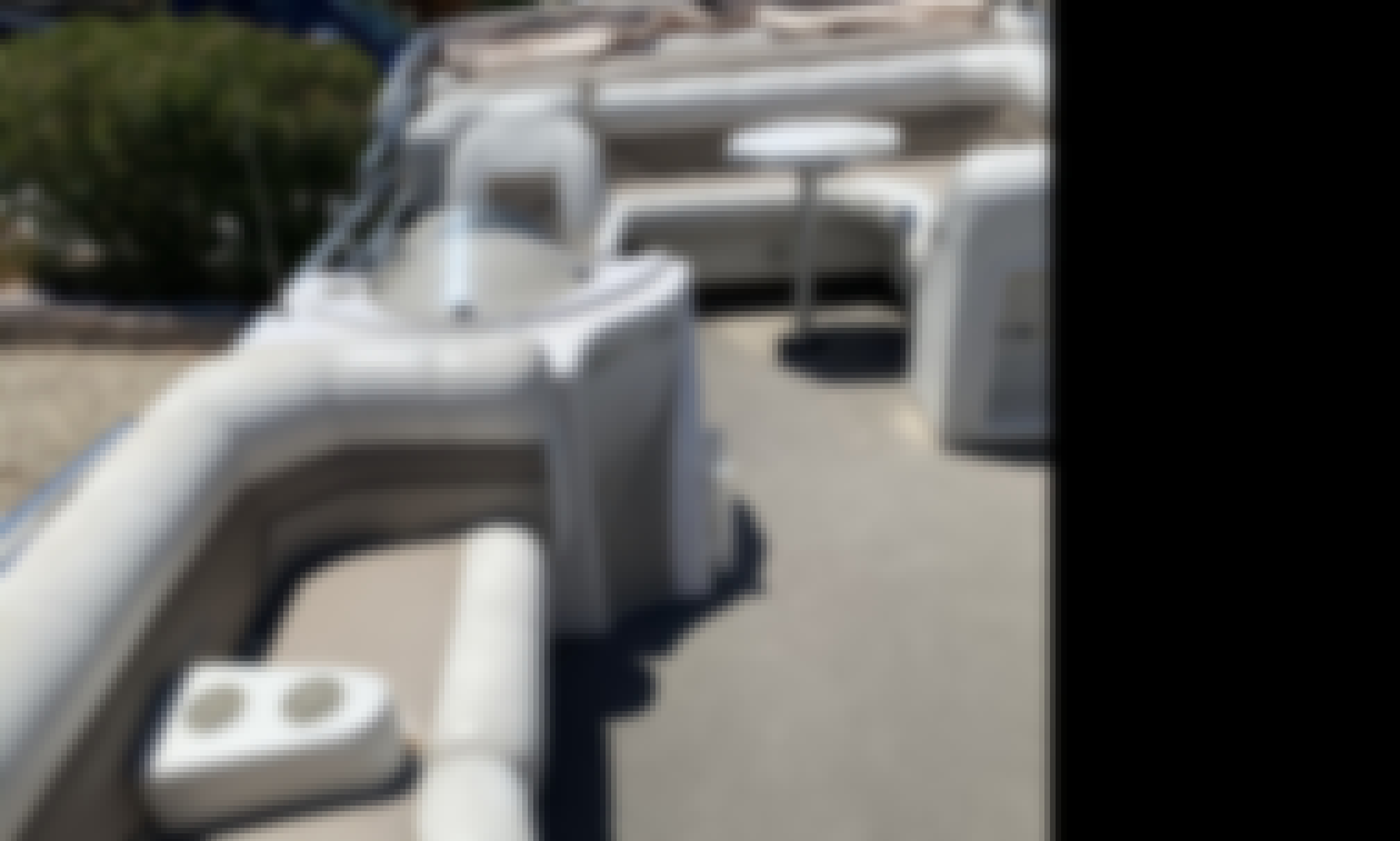 2003 Aqua Patio Pontoon Rental in Boulder City, Nevada