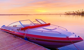 21' Sea Ray Perfect For a Day on Mission Bay