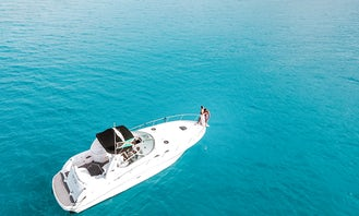 Sail. Escape. Unwind - Book this 37' Searay Sundancer PRIVATE Yacht in Montego Bay