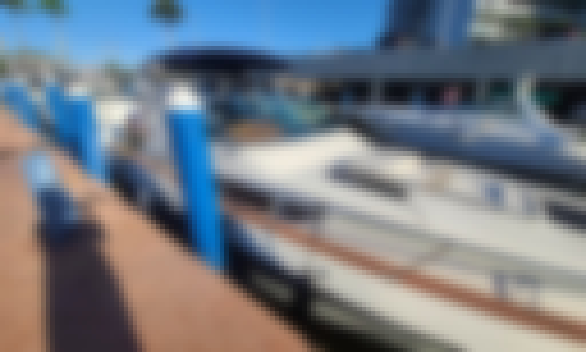 34' Sea Ray Yacht Rental in Miami Beach, Florida