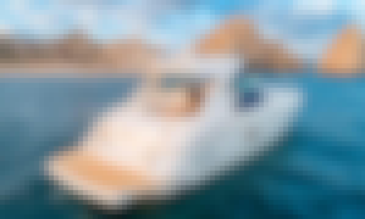 Charter 54' Cruiser Epress Power Mega Yacht in Baja California Sur, Mexico