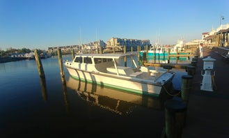 Captained Fishing Trips in Chesapeake Beach, Maryland