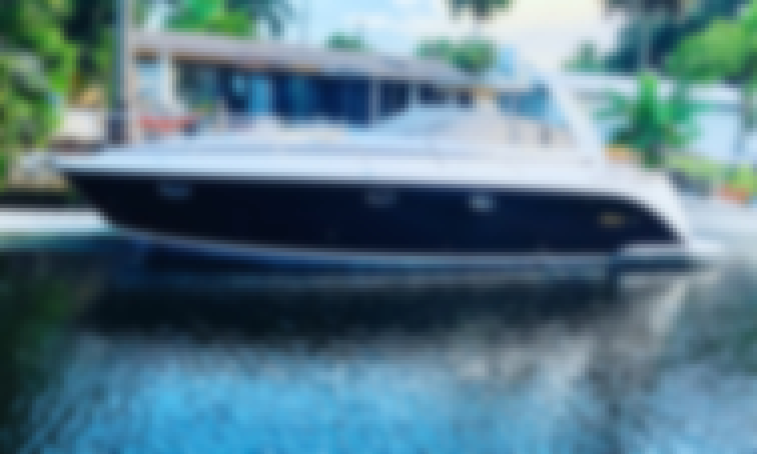 Come aboard a Beautiful 44ft sport yacht!!