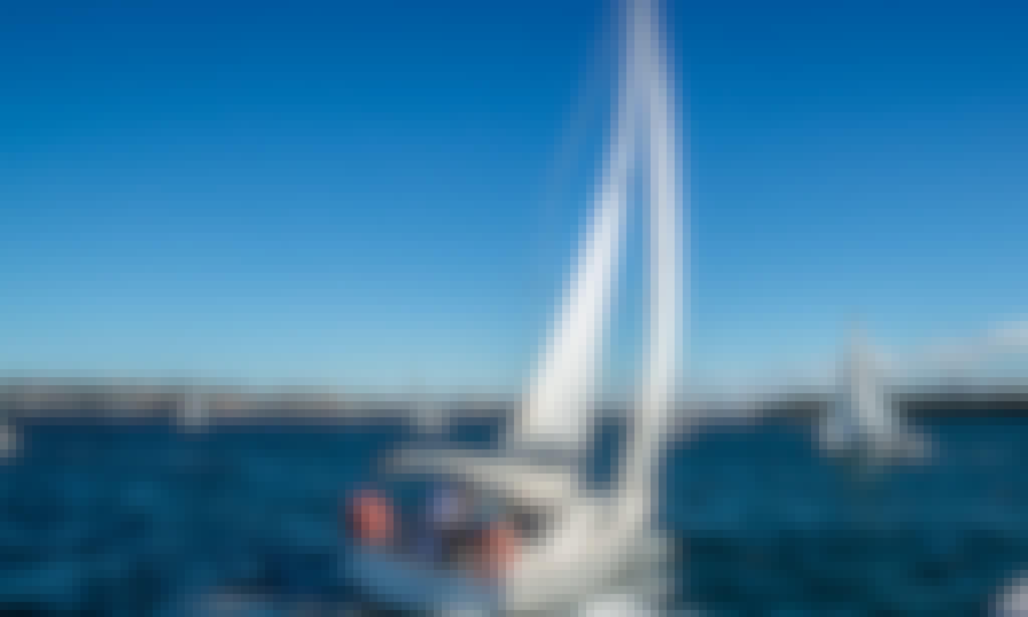 Sailing Tour Sydney Harbour