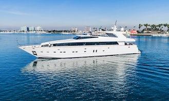 125' Admiral XL Yacht in Marina del Rey, California