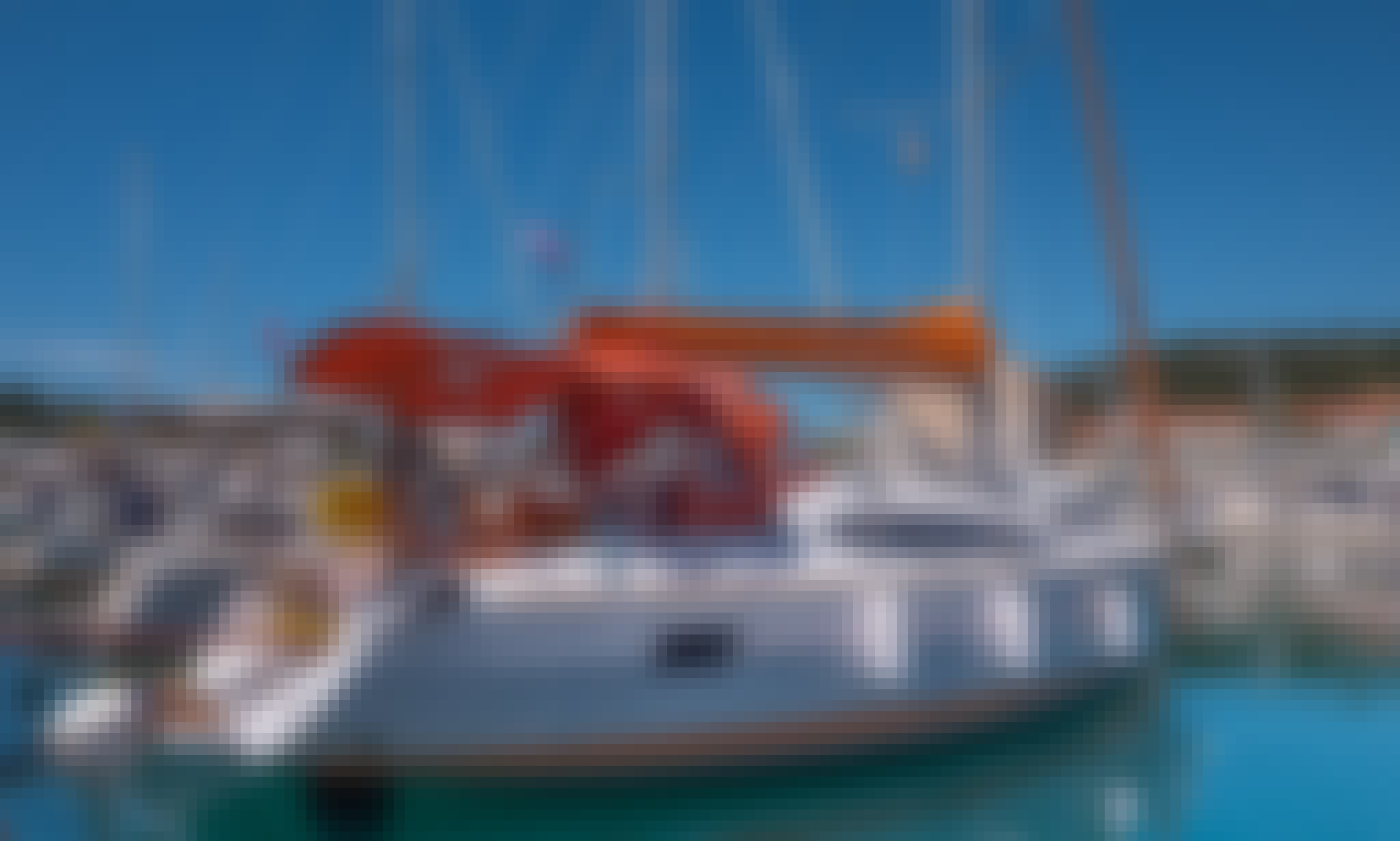 """Blend in with """"Happy"""" and sail with a smile across the Adriatic"""