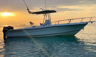 Perfect Fishing Boat in San Jose Del Cabo For a Great Price!