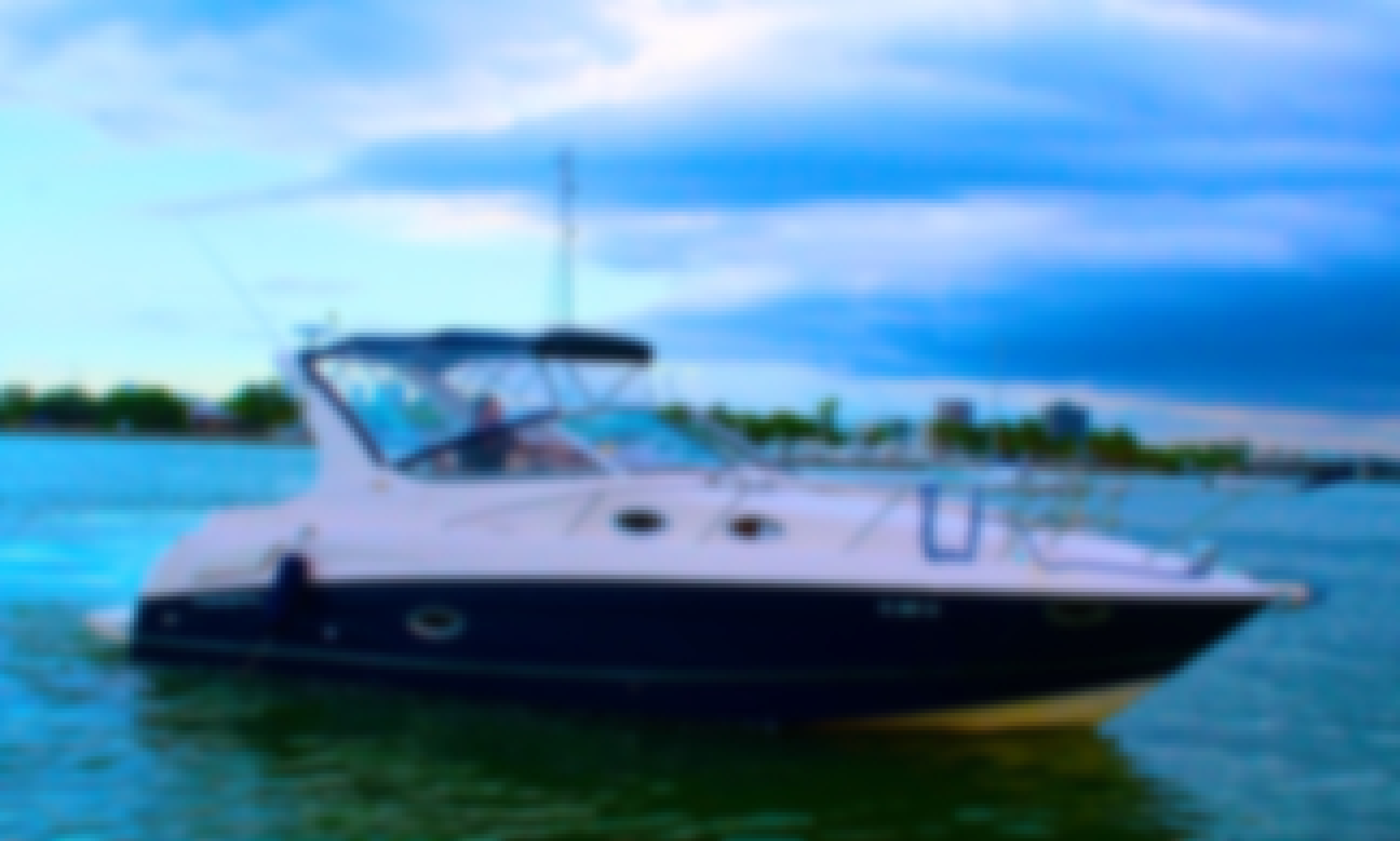 Motor Yacht Charter with Captain in Miami