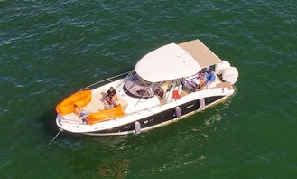 Stunning brandnew 34 feet motor yacht to welcome you in the Miami oceans and waterways!