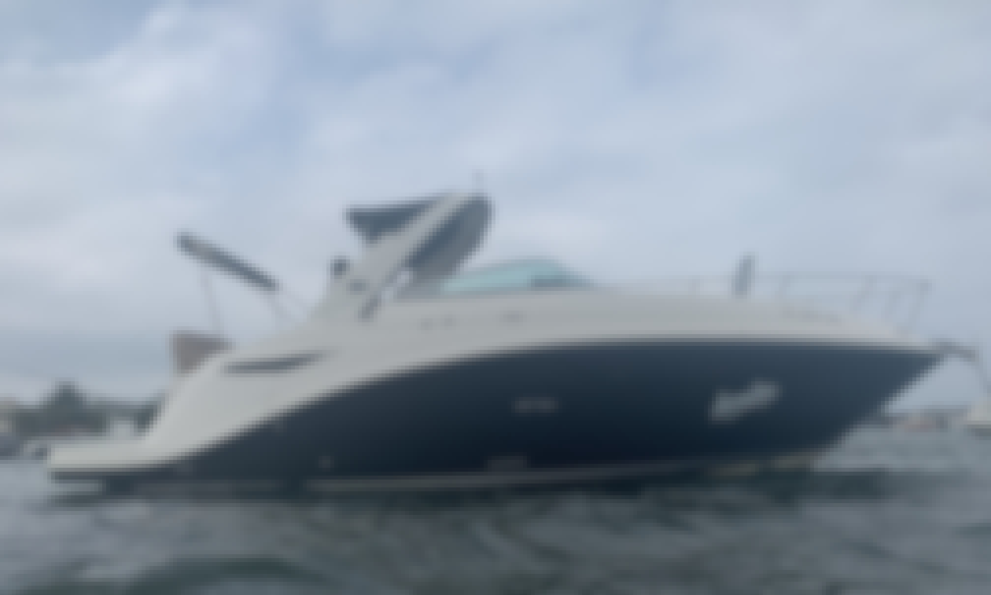 Take Your Time on my SeaRay Sundancer 260 Cabin Cruiser