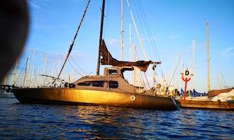 Classic 1966 30ft Iroquois catamaran in Toronto