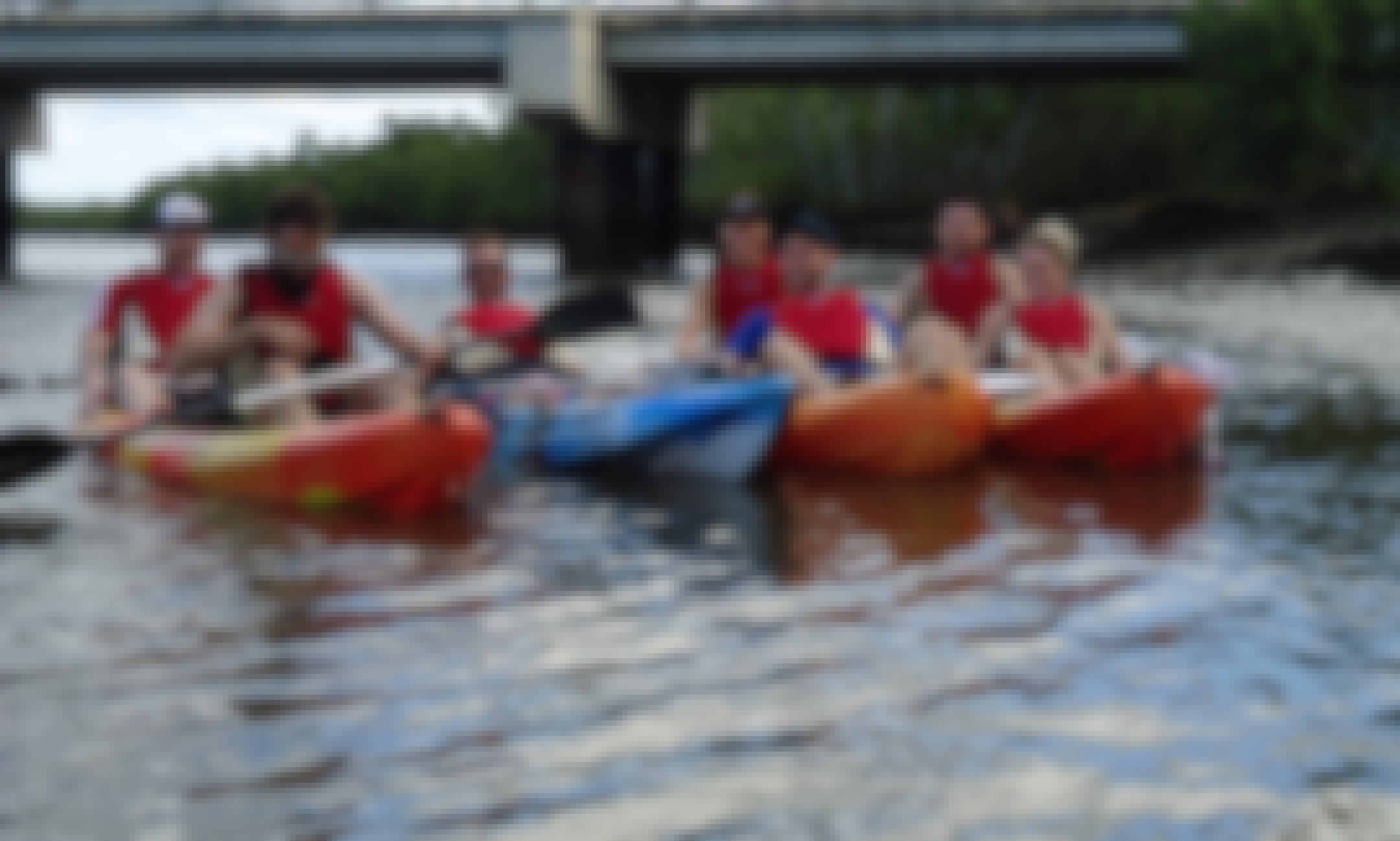 Thorneside  Redlands Canoe club boat ramp    ( Kayak Rental)