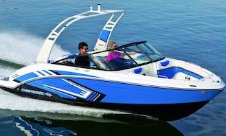 Feel the Rush in Las Vegas on this 20' Chaparral Vortex Speedboat