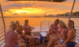 *Private* Charleston Sunset Boat Tour for up to 15 guests!