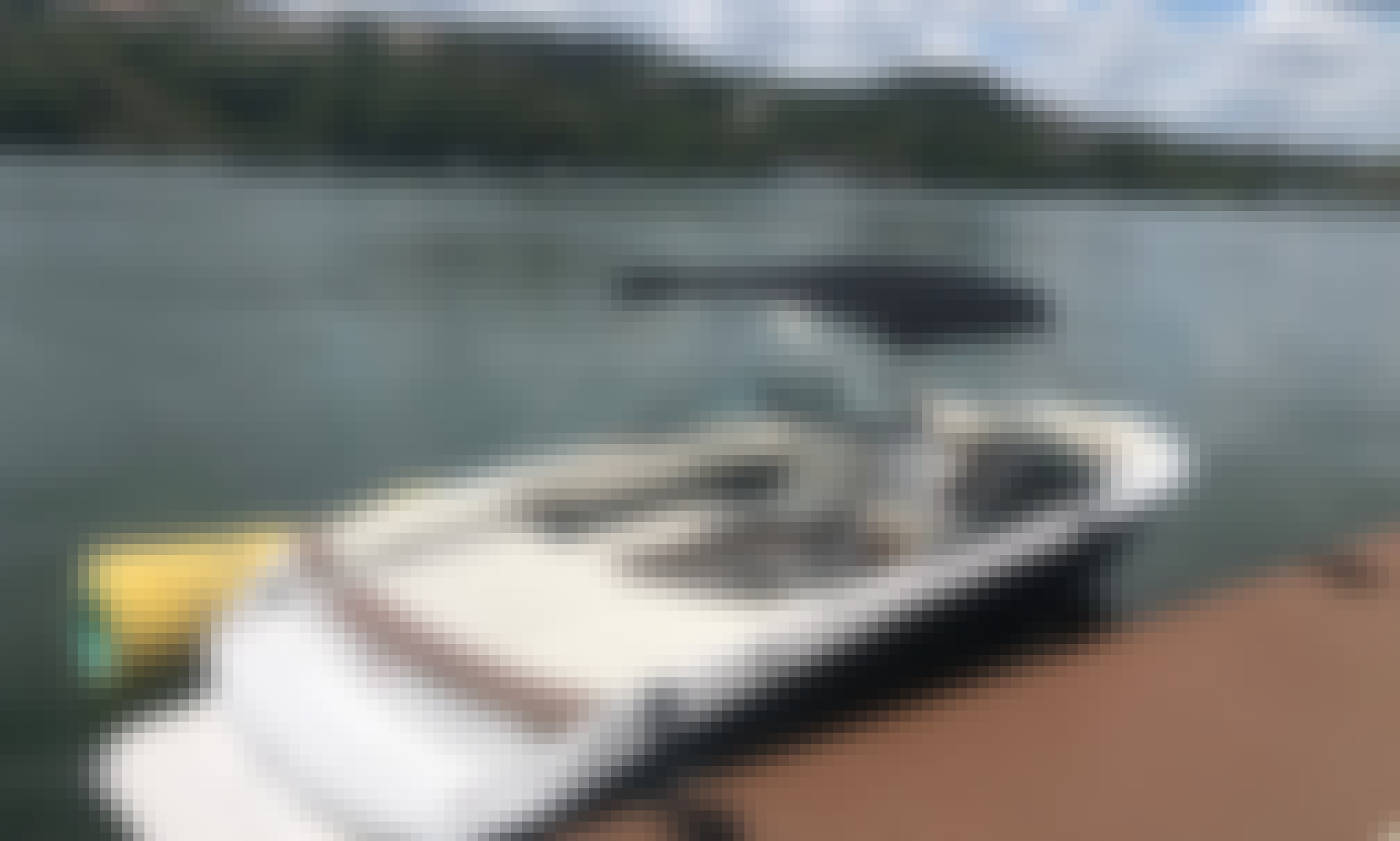 Book the Cobalt 220 Bowrider in Lake Austin, Texas