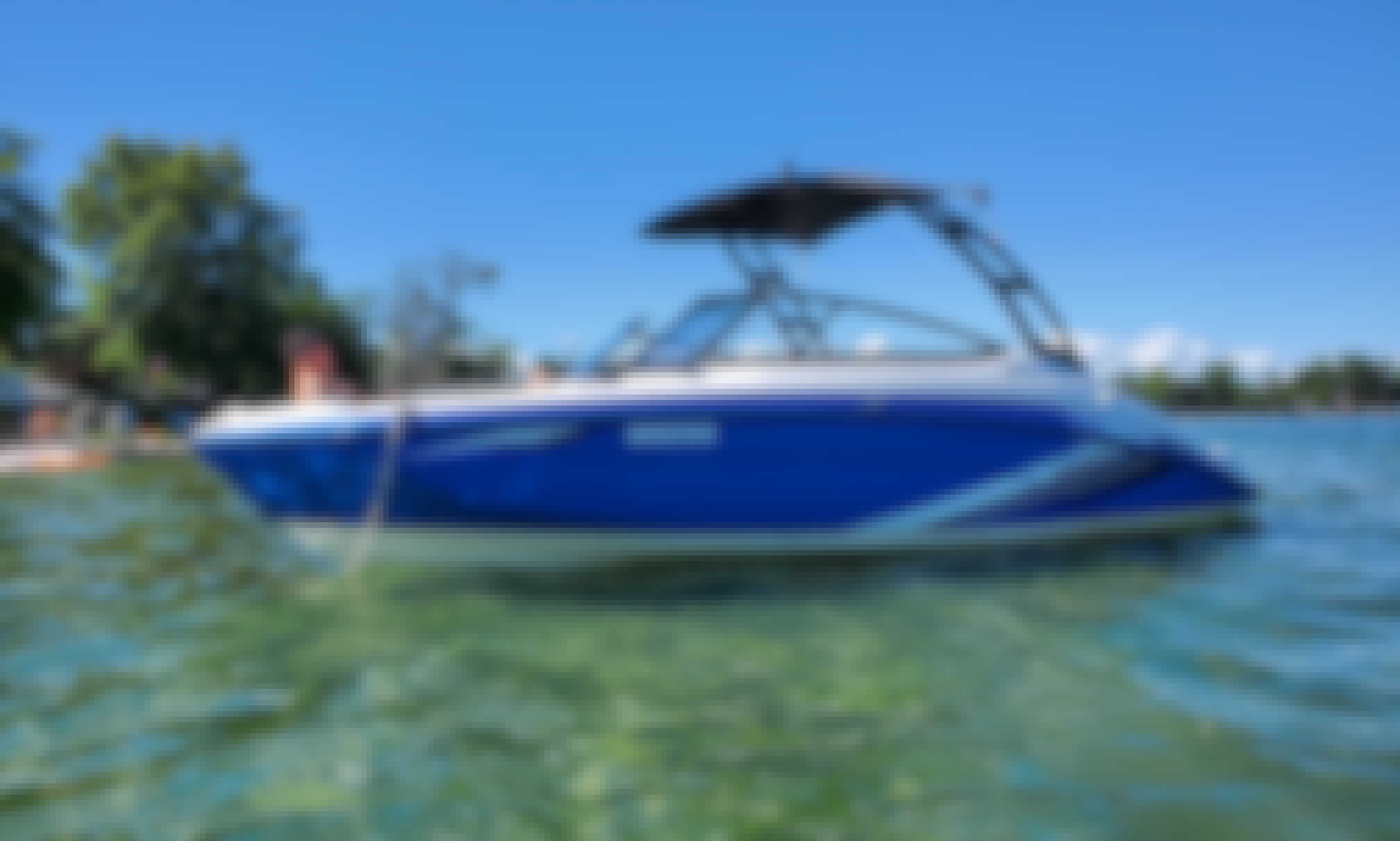 2019 Yamaha Twin Engine Jet Boat Rental!! Lake Simcoe