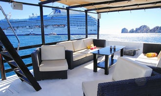 Enjoy a 4-hour Isla Chica Tour in Cabo San Lucas, Mexico! - captain + fuel + handeck included in quote..