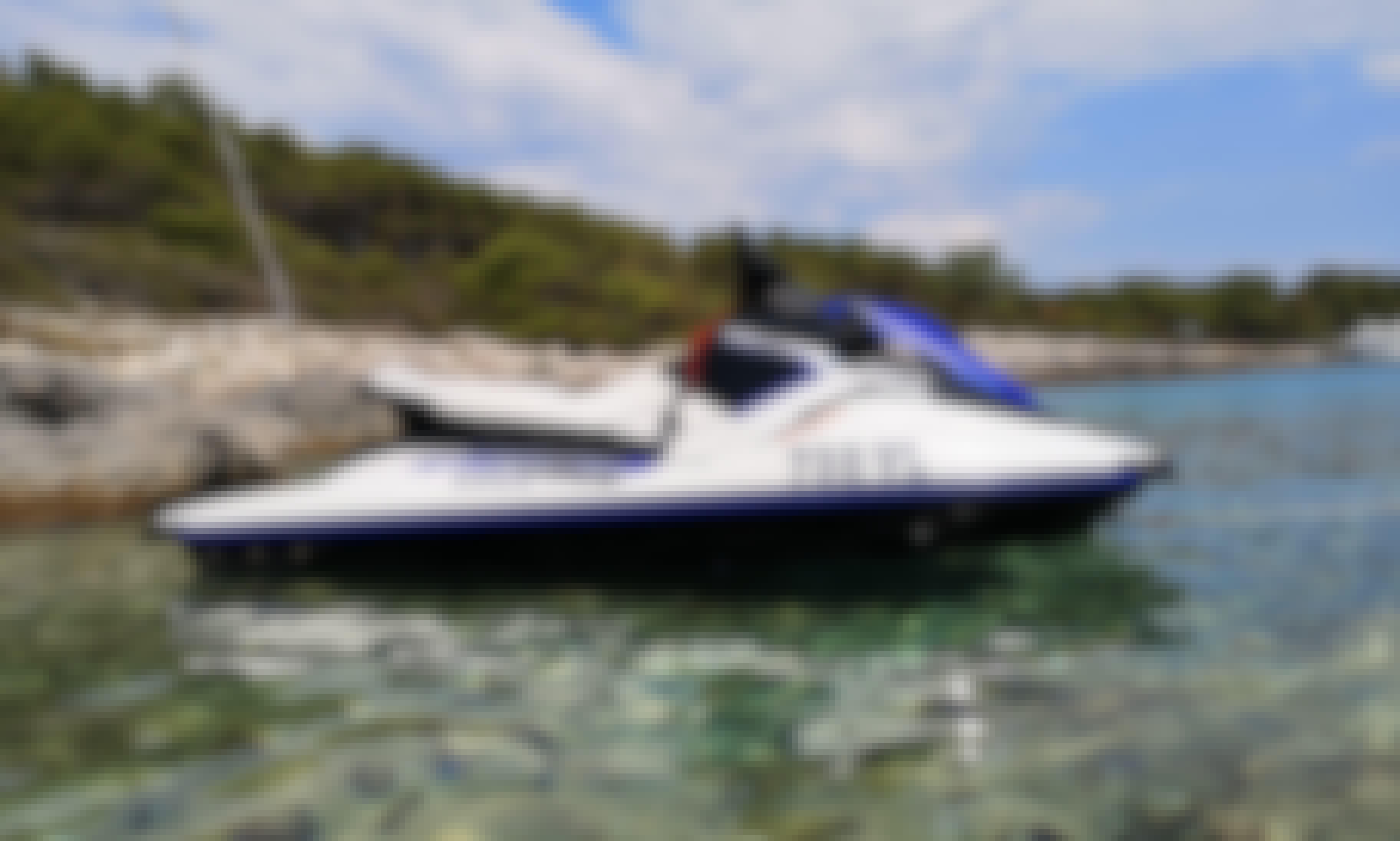 Jet Ski YAMAHA EX Sport 2019 for Rent in Vela Luka, Croatia