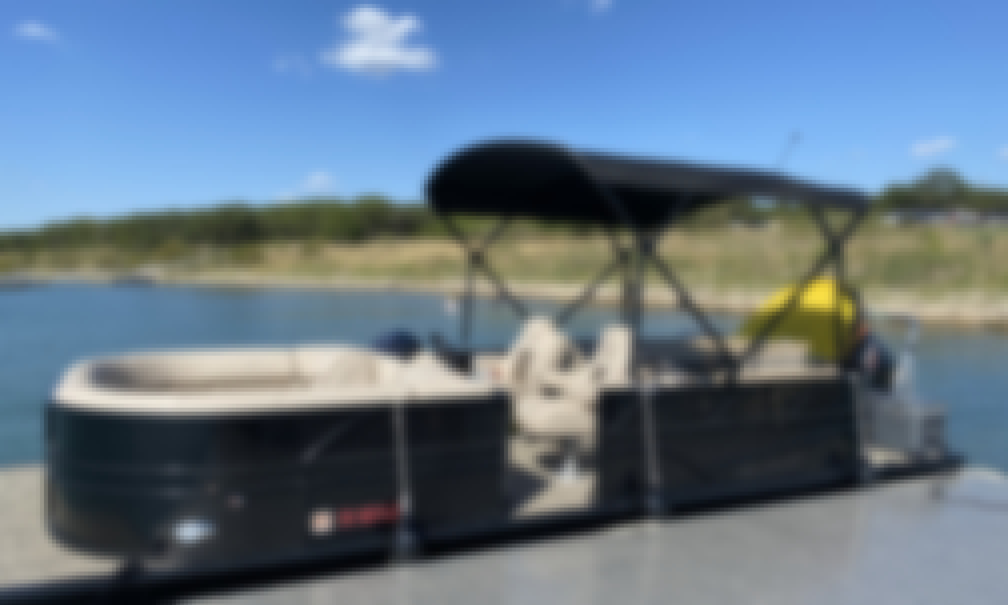 2020 Misty Harbor Party Pontoon at Canyon Lake