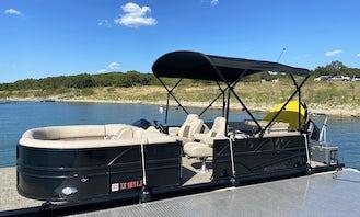 2020 Misty Harbor Party Pontoon at Belton Lake