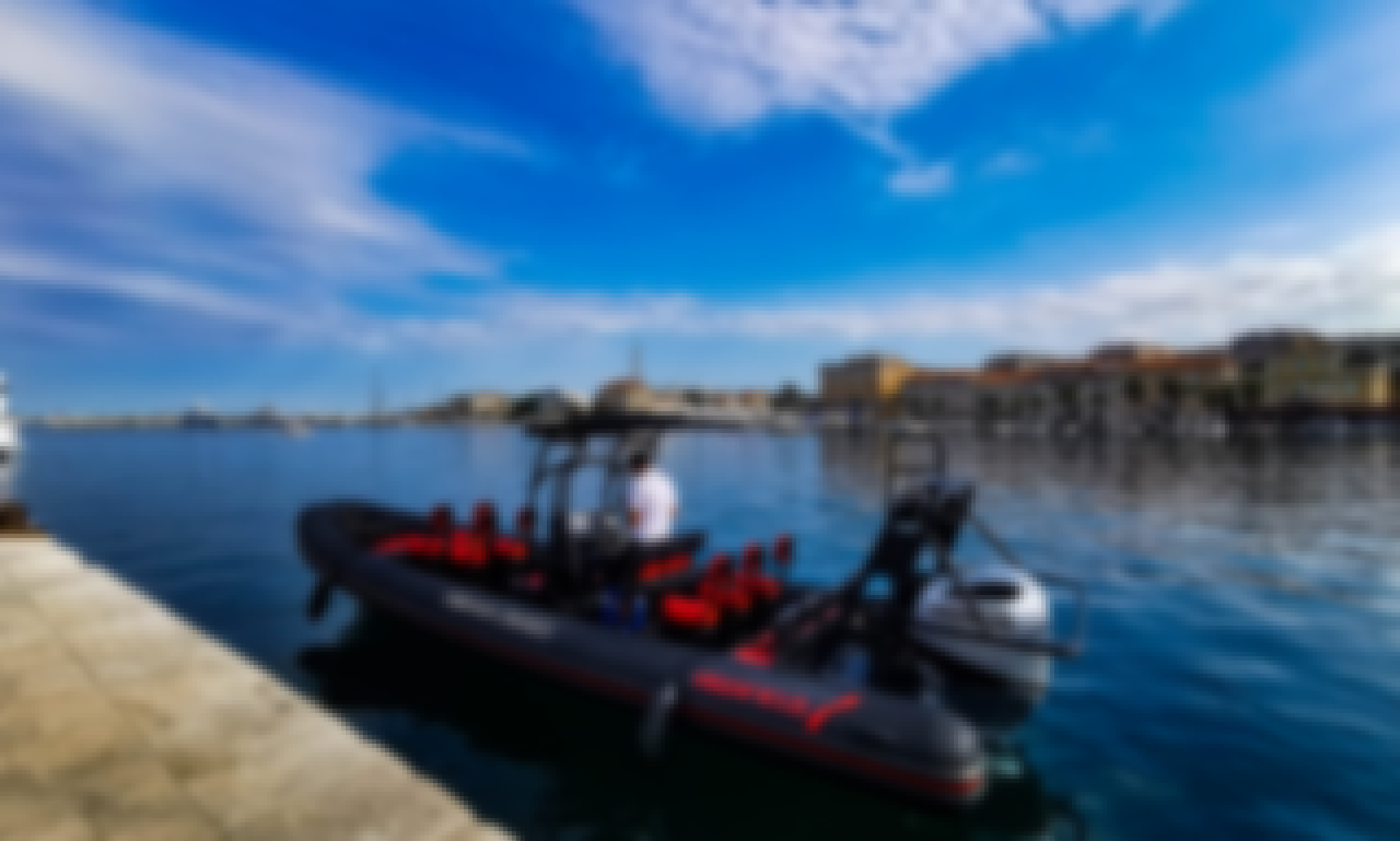 See the best spots of Kornati National Park on a Guided Speedboat Tour!