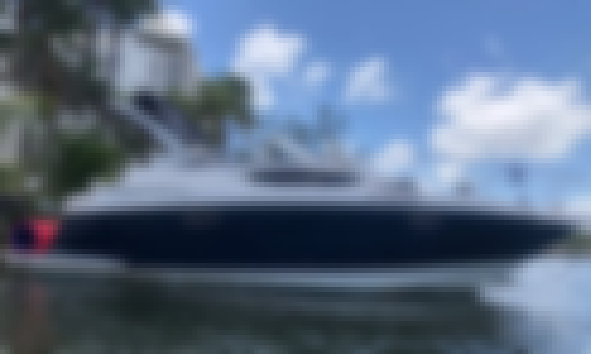 Charter a Regal Window Express 2860 for 7 People in Miami Beach