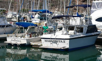 Charter the Beautiful Yacht in San Carlos, Sonora