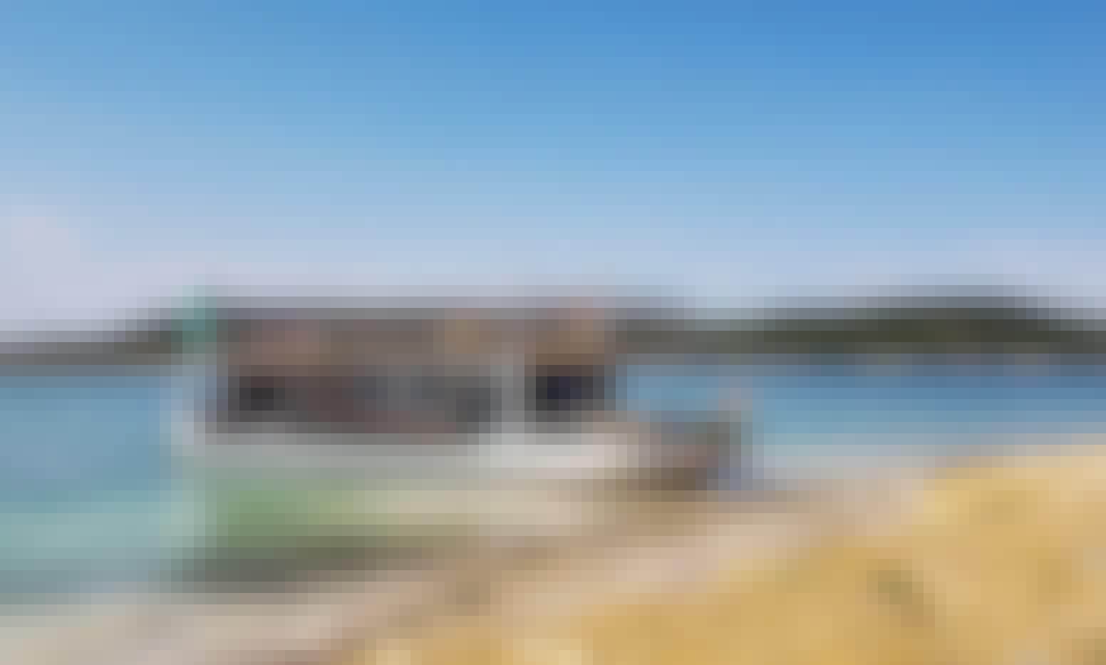 55' Houseboat on Hurst Creek Arm in Lakeway, Texas