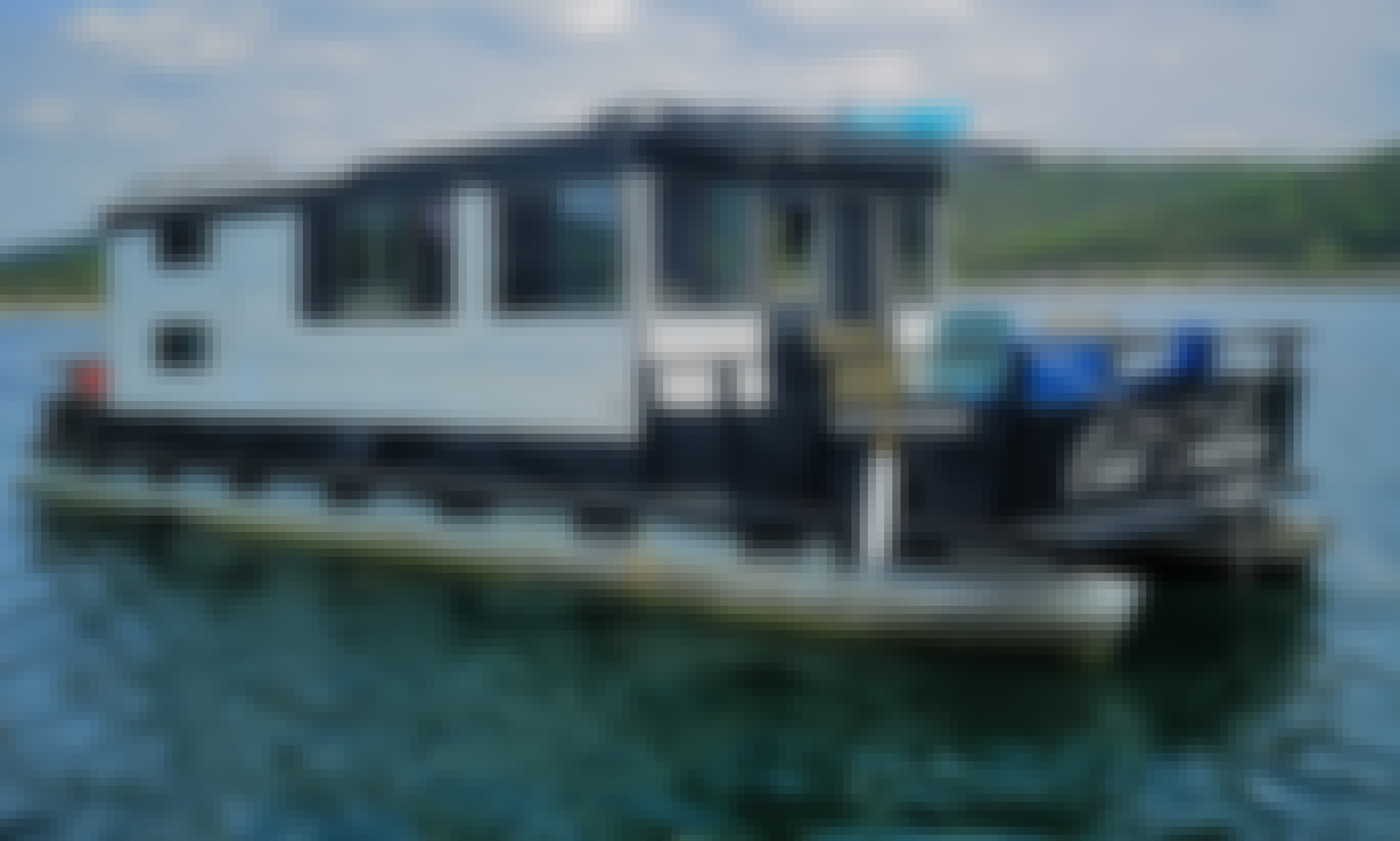 35' Custom Houseboat! Cruise Lake Travis to Hippy Hollow, Cypress Creek cove or Devils Cove