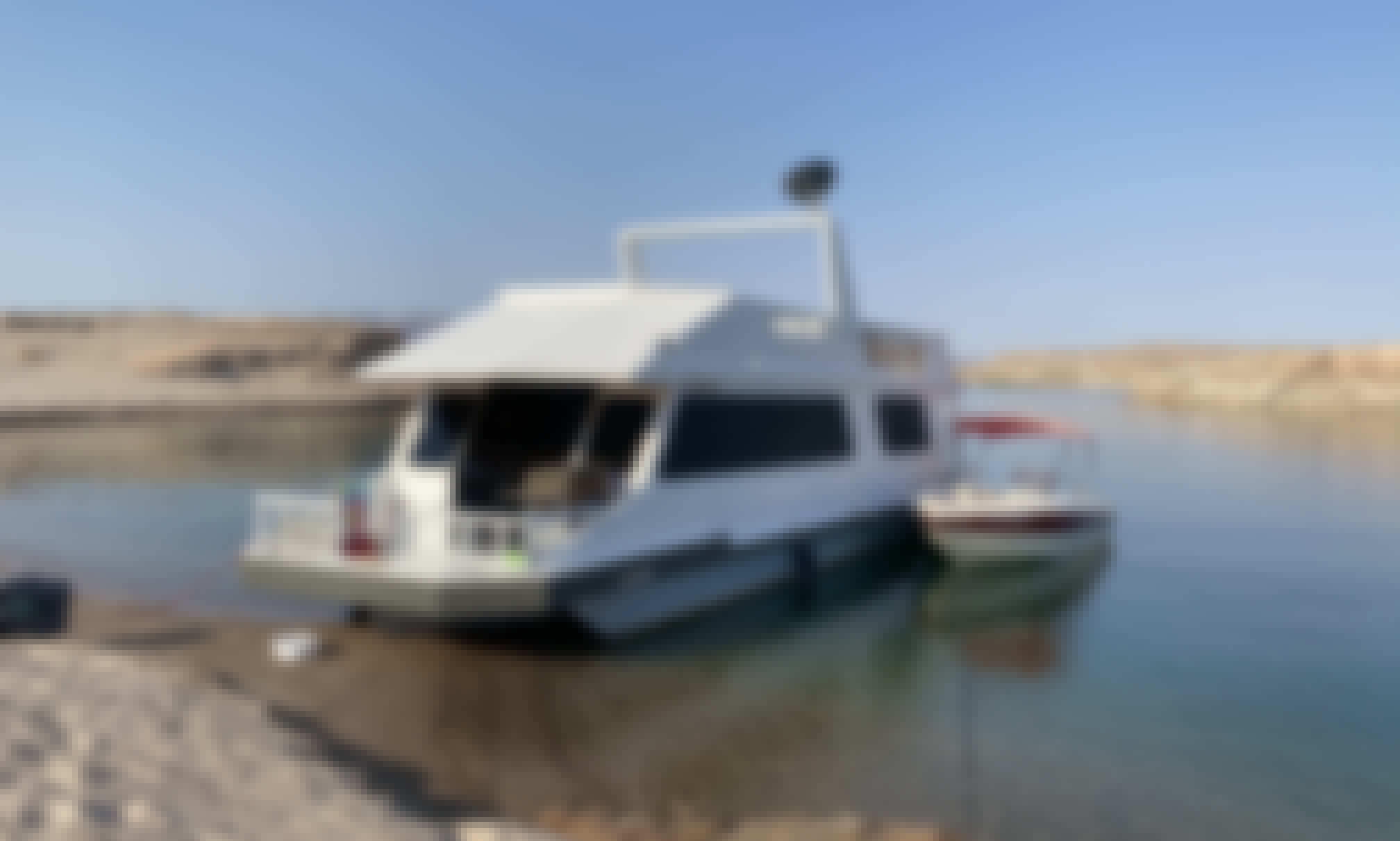 Amazing Party Houseboat for 10 People in Boulder City