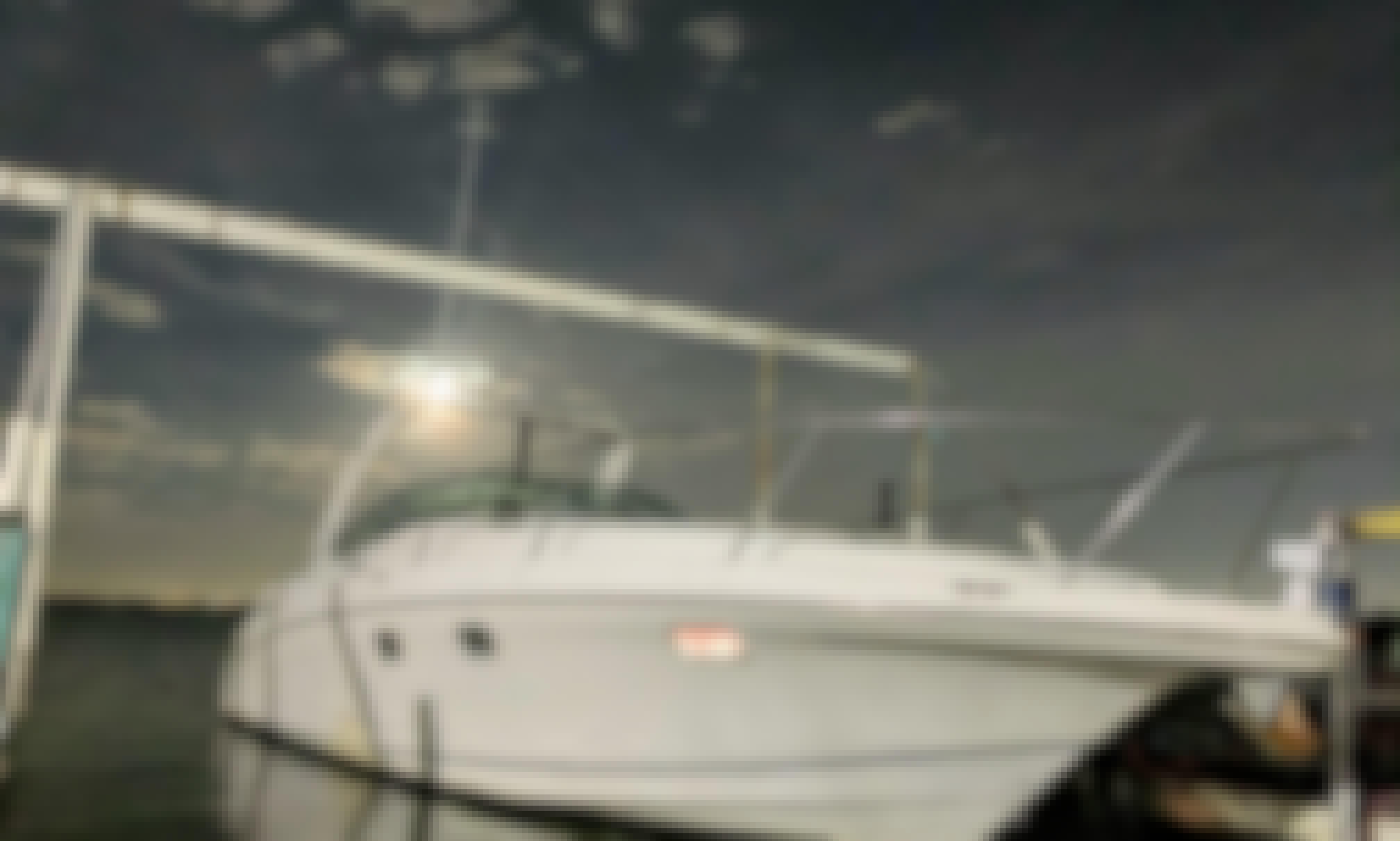35' Luxury Cabin Cruiser $99 Weekdays on Lake Lewisville