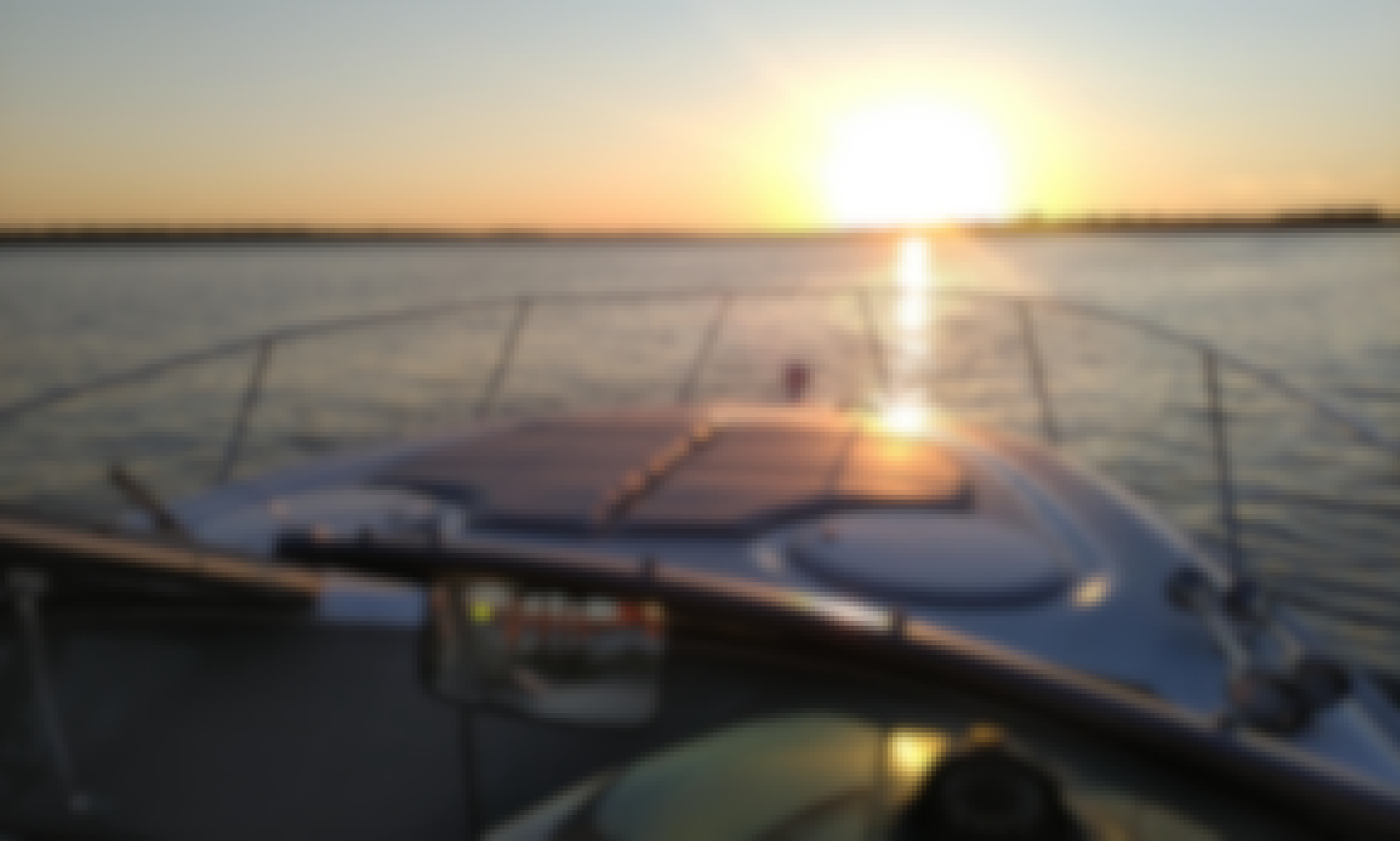 35' Four Winns Vista Cabin Cruiser on Lake Lewisville