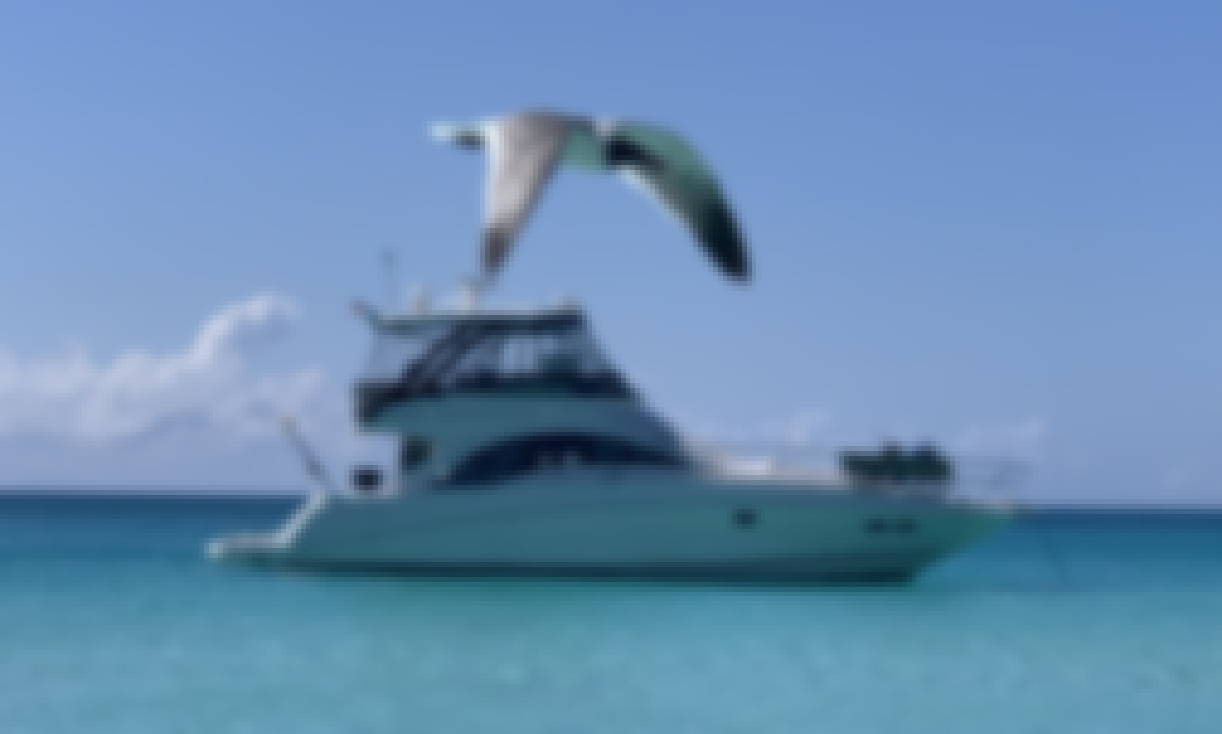 Beautiful 51ft Luxury Yacht in Downtown Miami  / Brickell