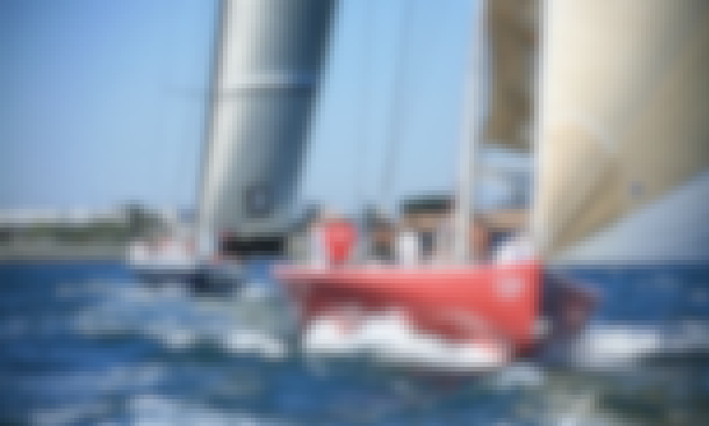 Sailing Charter on Authentic America's Cup Racing Yacht in San Diego, CA