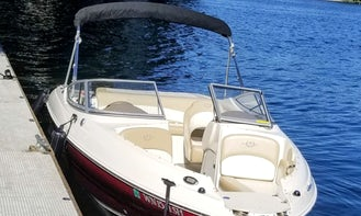 198LX Stingray for Rent in Mercer Island, Washington