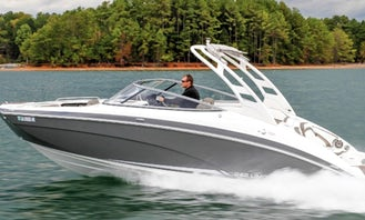 24' New 2020 Yamaha 242S with 360 hp in Bradenton, Florida!