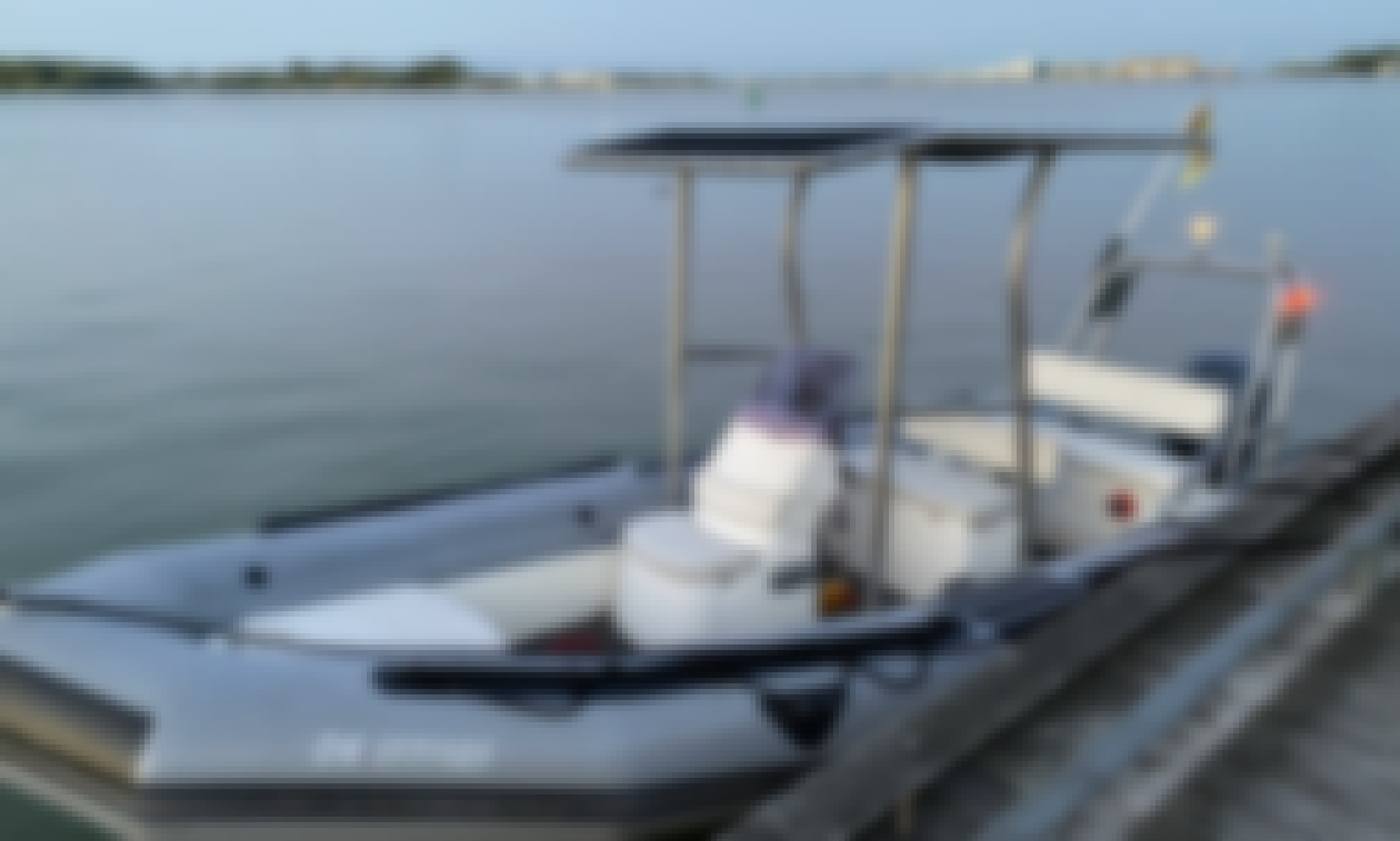 22' Zodiac Inflatable Boat for up to 5 people in Toronto, Ontario!